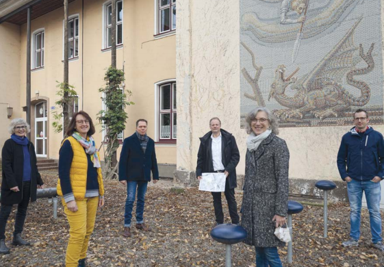 Die St. Michael-Schule: Sanierung und Erweiterung (WIG)
