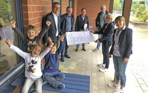 Gelderner Baugesellschaft modernisiert Kitas (WIG)
